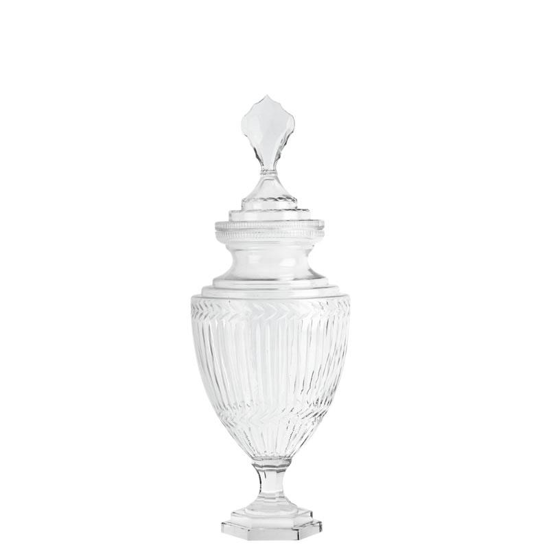 Eichholtz Vase Harcourt Glass M