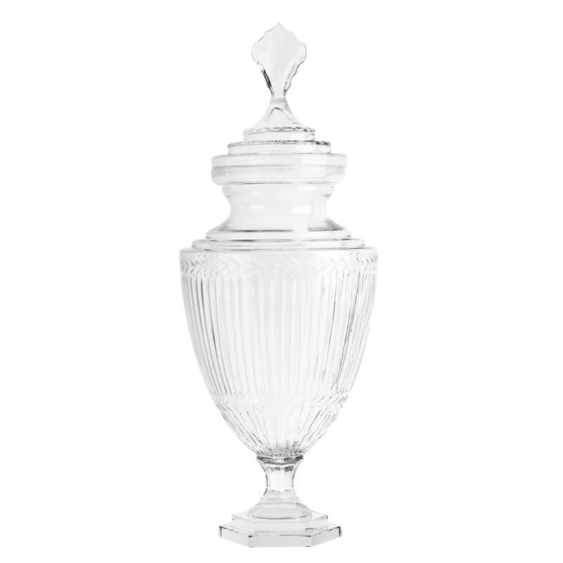 Eichholtz Vase Harcourt Glass L