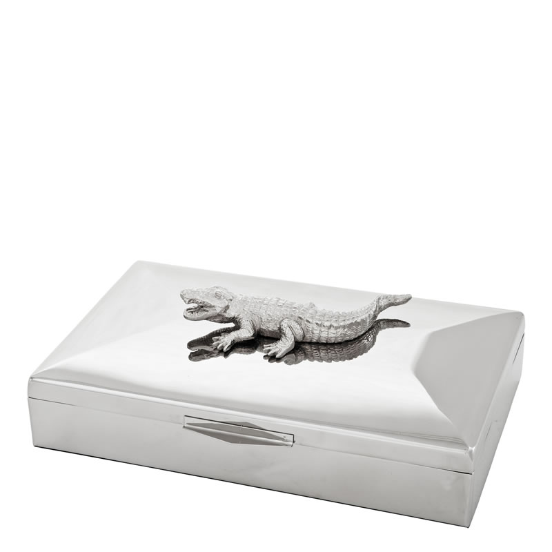 Eichholtz Box Rectangular Croc