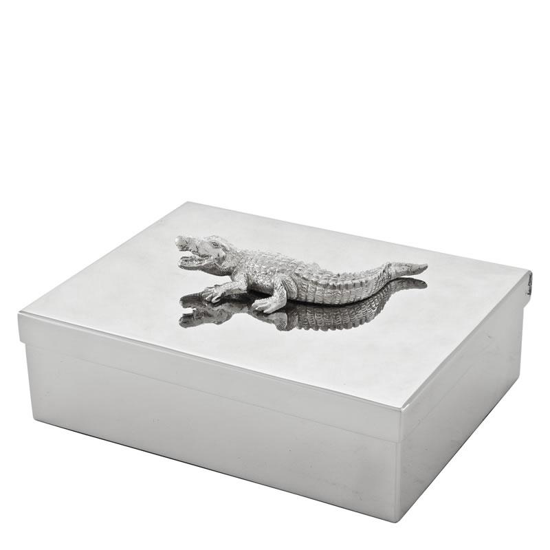 Eichholtz Jewel Box Croc