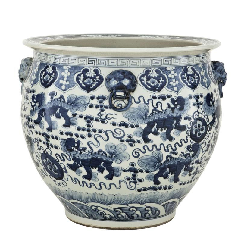 Eichholtz Vase Chinese Fishbowl