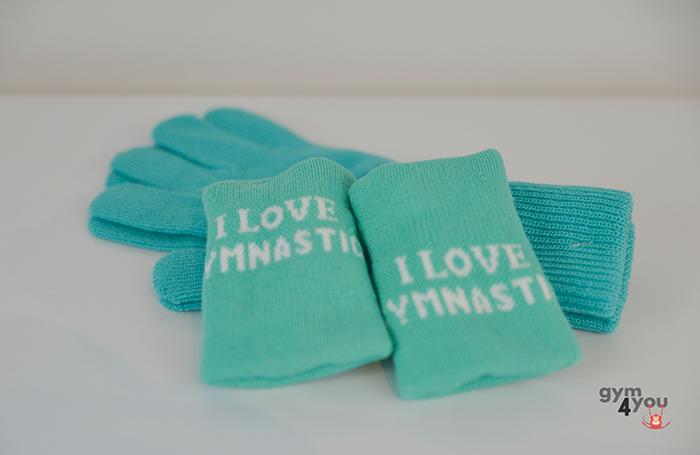 Set polsbandjes + Handschoenen