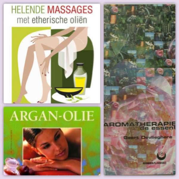 aromatherapie boeken