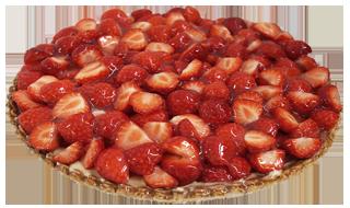 VERSE Aardbeien Schelp