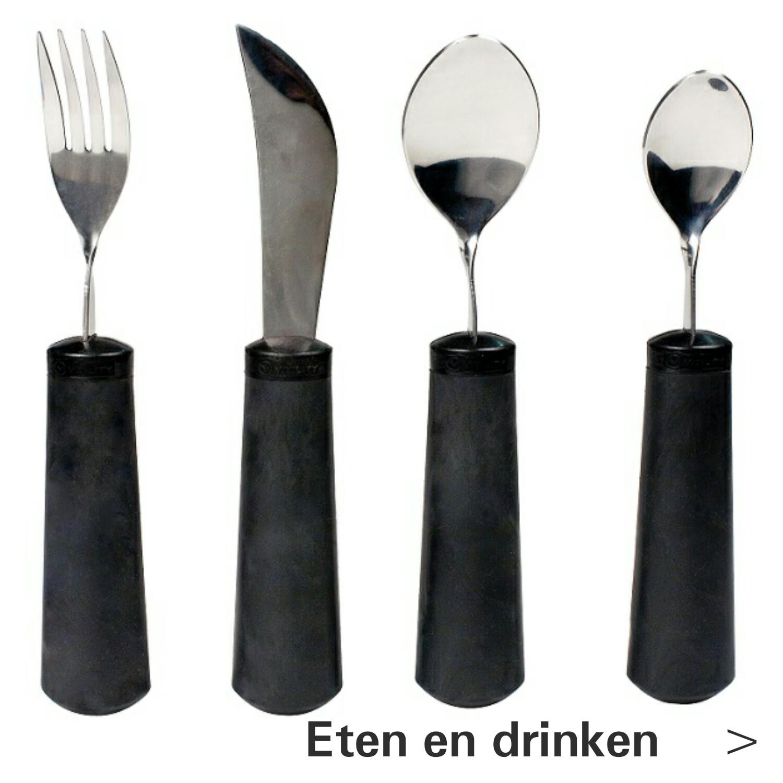 Eten en drinken hulpmiddelen
