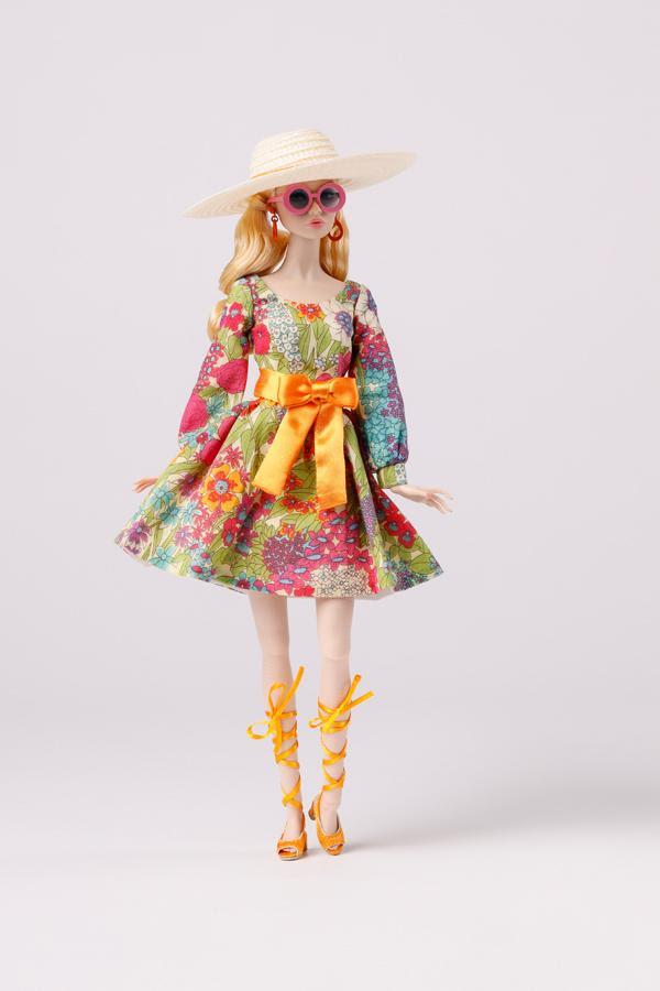 Poppy Parker Beauty Blossoms Fashion Style Lab Fashion Week