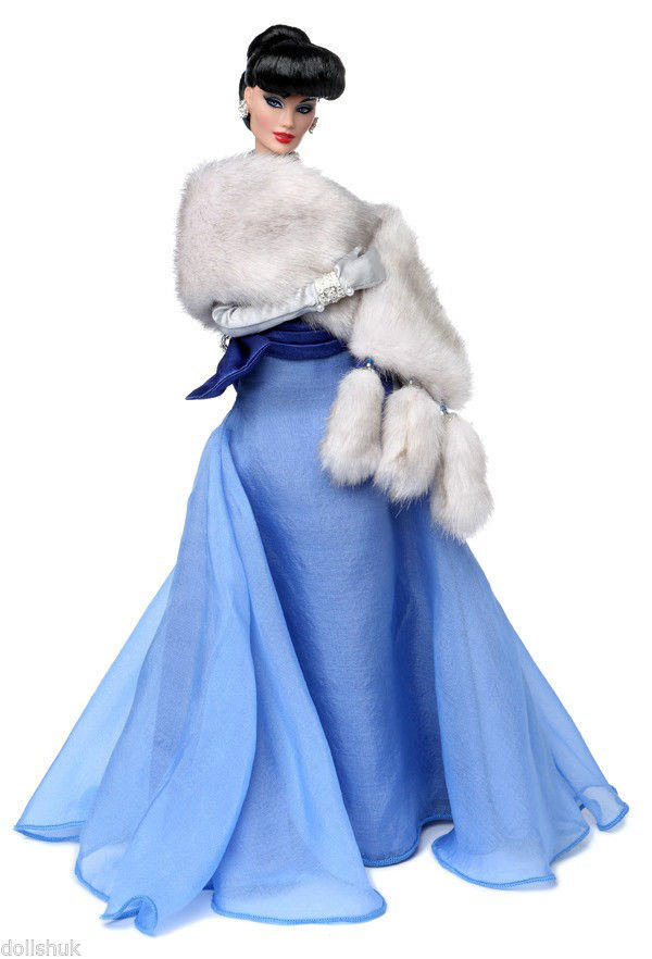 Blue Serenade Dressed Doll