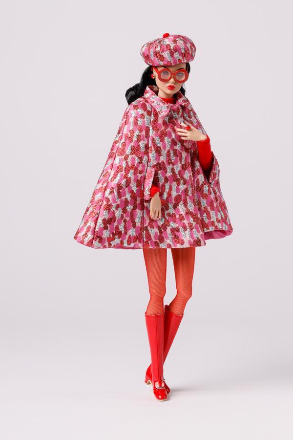 Poppy Parker Cherry Pop Fashion Style Lab Fashion Week