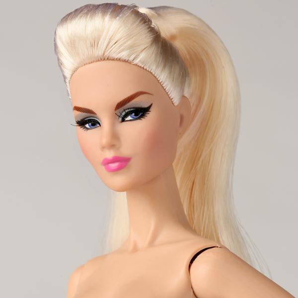Ellery Eames nude doll