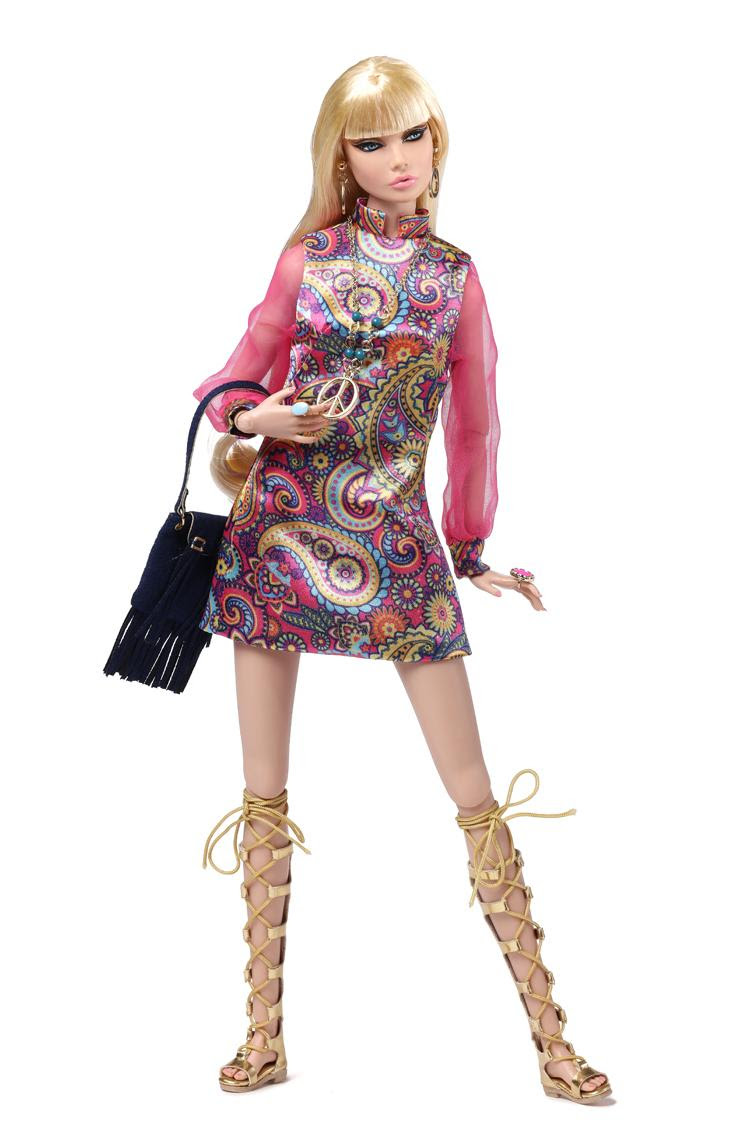 Enlightened in India Poppy Parker™ Dressed Doll