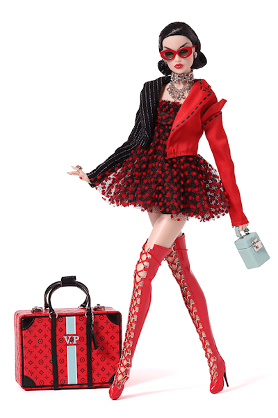 "A Fashionable Legacy"" Violaine Perrin Gift Set"