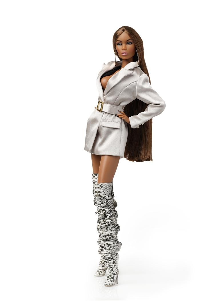 Meteor Fierce Zuri Okoty Dressed Doll
