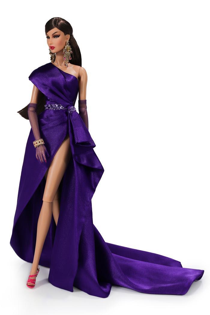 Haute Desire Dania Zarr Dressed Doll
