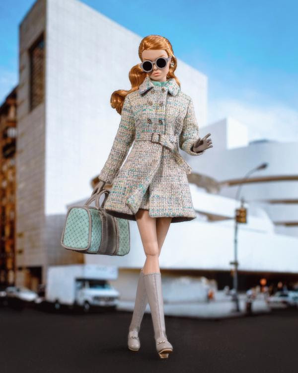 Hello, New York! Poppy Parker™ Dressed Doll