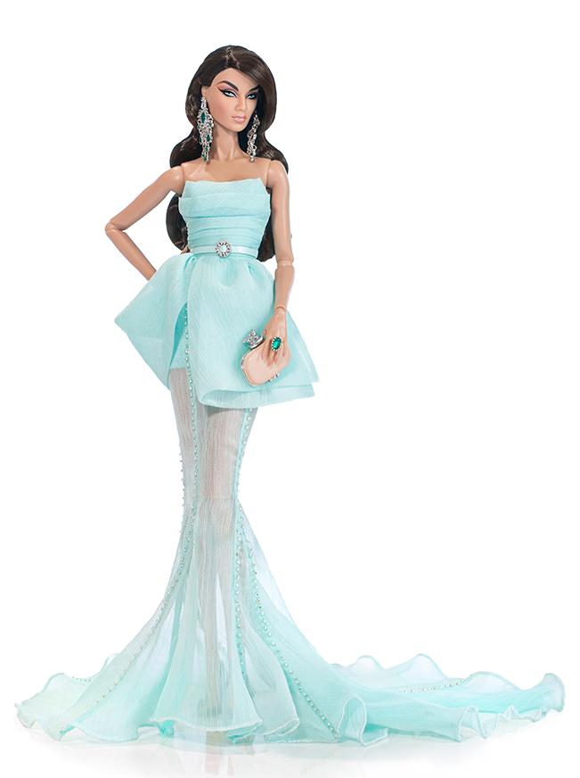 Siren Silhouette Korinne Dimas™ Dressed Doll