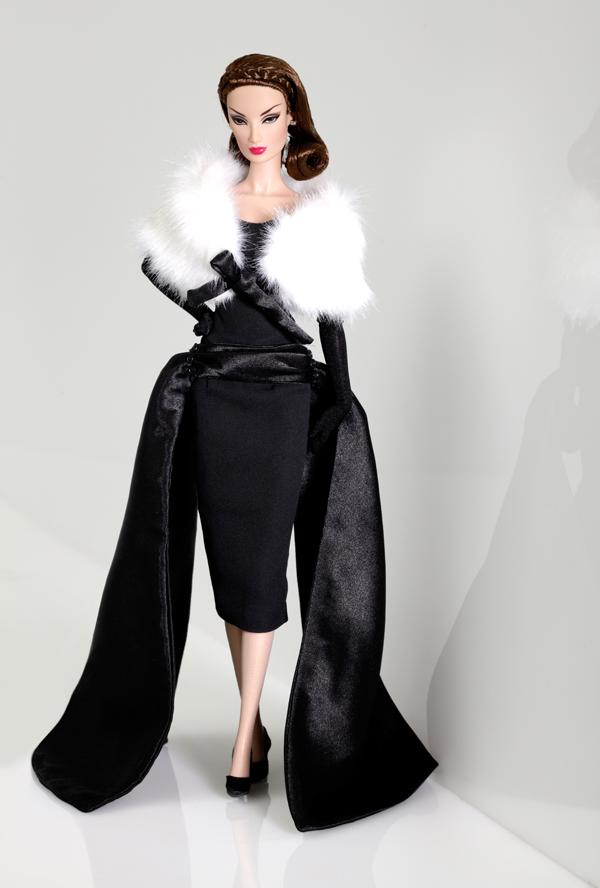 2014 Gloss Convention - La Ville Lumiere - Simonetta Bertorelli Doll
