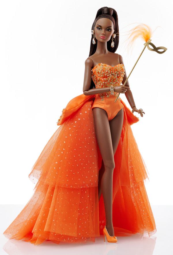 Marvelous Masquerade Poppy Parker Dressed Doll
