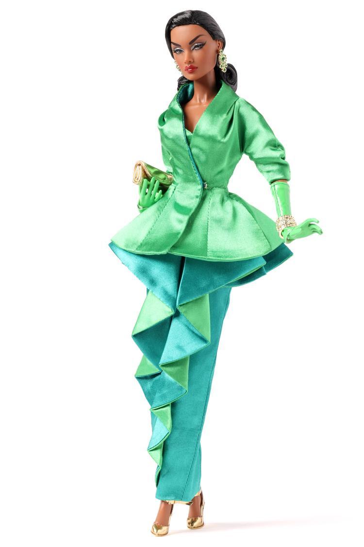 Merry & Bright Della Roux™ Dressed Doll
