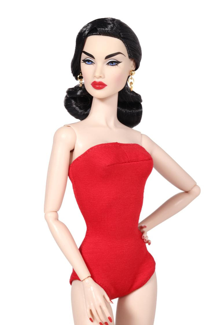 Pin-Up Allure Victoire Roux Basic Doll