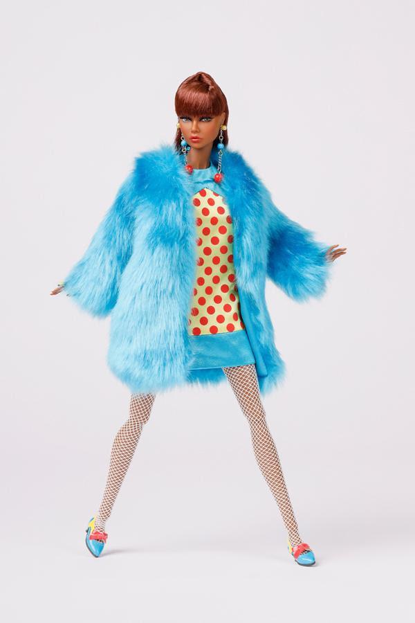 Poppy Parker Styled Wild Fashion Style Lab Fashion Week