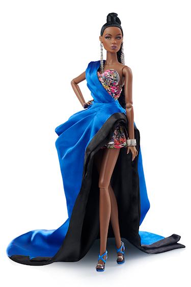 In This Skin, Zuri Okoty™ Dressed Doll