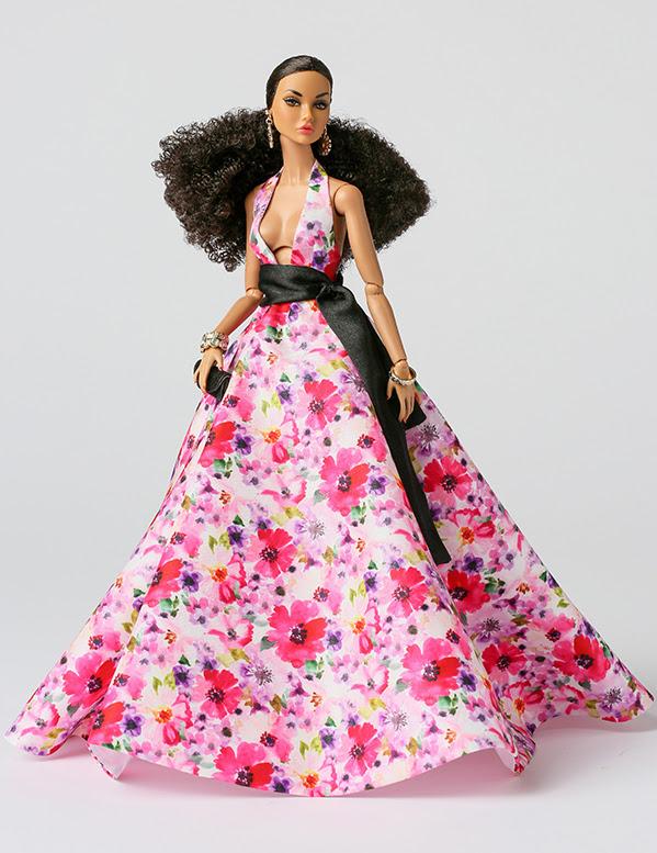 Gardens of Versailles Poppy Parker Dressed Doll