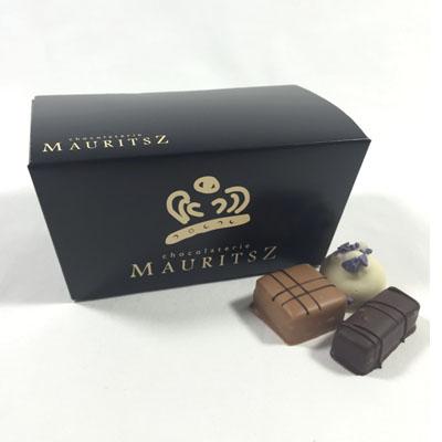 Doos gevulde ambachtelijke bonbons (500 gram)