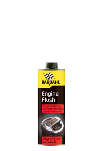 Engine Flush for clean engines - Bardahl since 1939