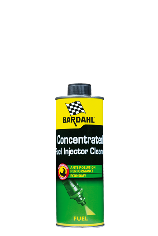 Concentrated Fuel Injector Cleaner System