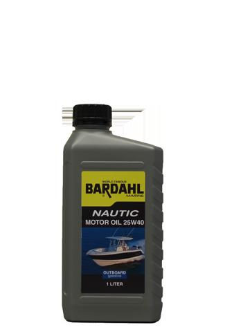 Marine oil 25W40 Outboard