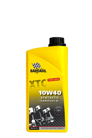 XTC Engine Oil 10W40 Synthetic