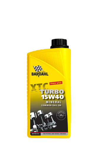XTC Engine Oil Turbo 15W40