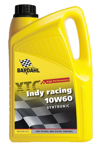 INDY Racing Engine Oil 10W60 Syntronic
