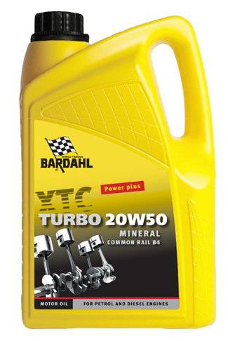 XTC Engine oil Turbo 20W50