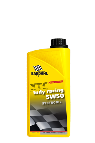 INDY Racing Engine oil 5W50 Syntronic
