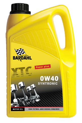 XTC Engine oil 0W40 Syntronic