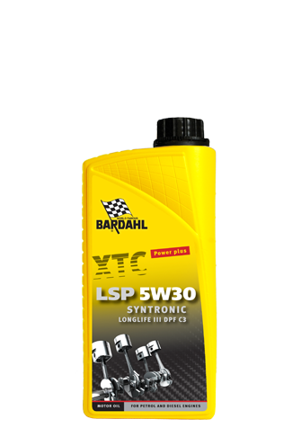 XTC Engine Oil LSP 5W30 Syntronic Longlife 3