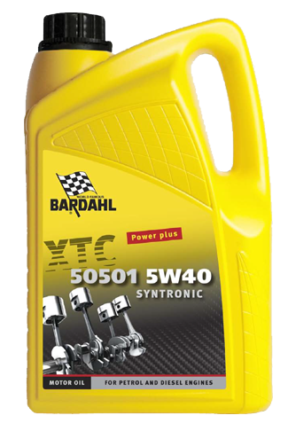 XTC Engine Oil 50501 5W40 Syntronic