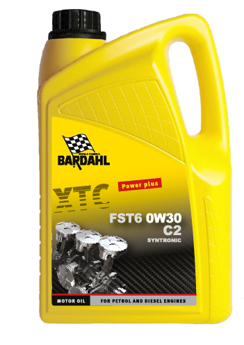 XTC Engine oil FST6-0W30 C2 Syntronic