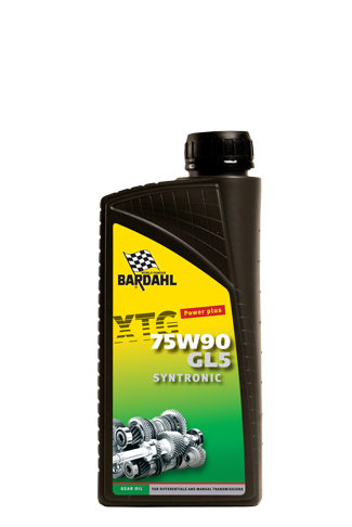 XTG Gear Oil 75W90 GL5 Syntronic