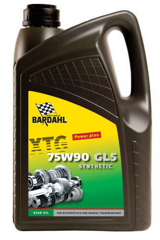 XTG Gear Oil 75W90 GL5 Synthetic