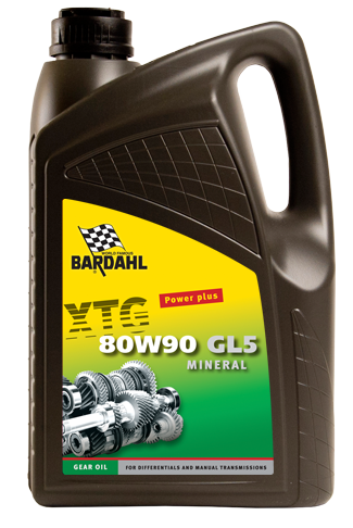 XTG Gear Oil 80W90 GL5