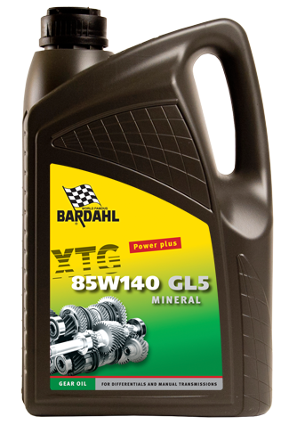 XTG Gear Oil 85W140 GL5