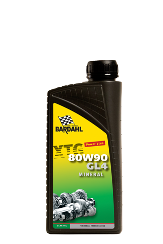 XTG Gear Oil 80W90 GL4