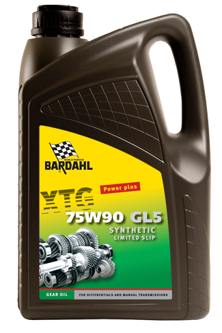 XTG Gear Oil 75W90 GL5 Synthetic Limited Slip