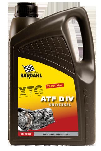 Automatische versnellingsbak olie ATF DIV