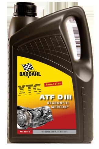 Automatische versnellingsbak olie ATF DIII