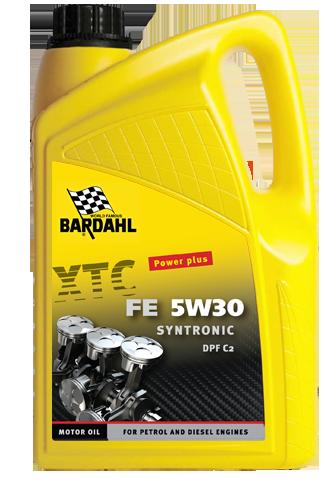 XTC Motor oil FE 5W30 C2 Syntronic