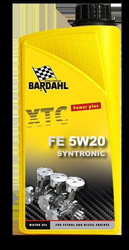 XTC Engine oil FE 5W20 Syntronic