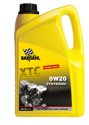 XTC Engine oil 0W20 Syntronic